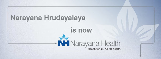 Narayana Health (previously Narayana Hrudayalaya)