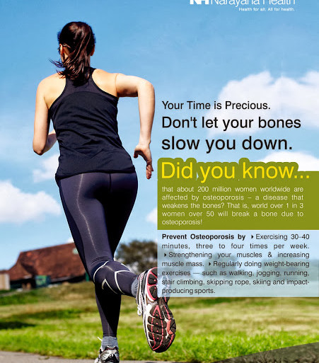 Osteoporosis : Facts & Prevention !!