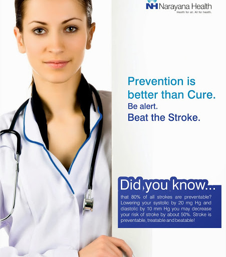 Are you at Risk Of Stroke? Factors you can & can`t control.