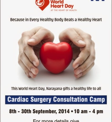 Gift yourself a healthy heart this World Heart Day!