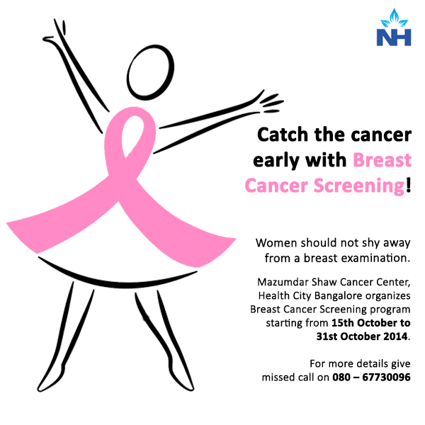 Breast cancer screening program: It is better to be sure than late!