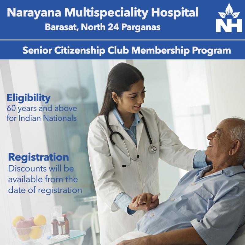 Senior Citizenship Club Membership Program