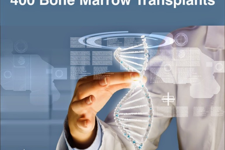 NH Health City Completes More Than 400 Bone Marrow Transplants