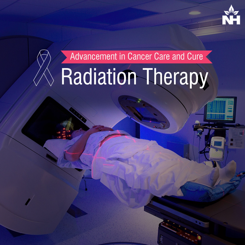 Radiation Therapy: Advancement in cancer care and cure