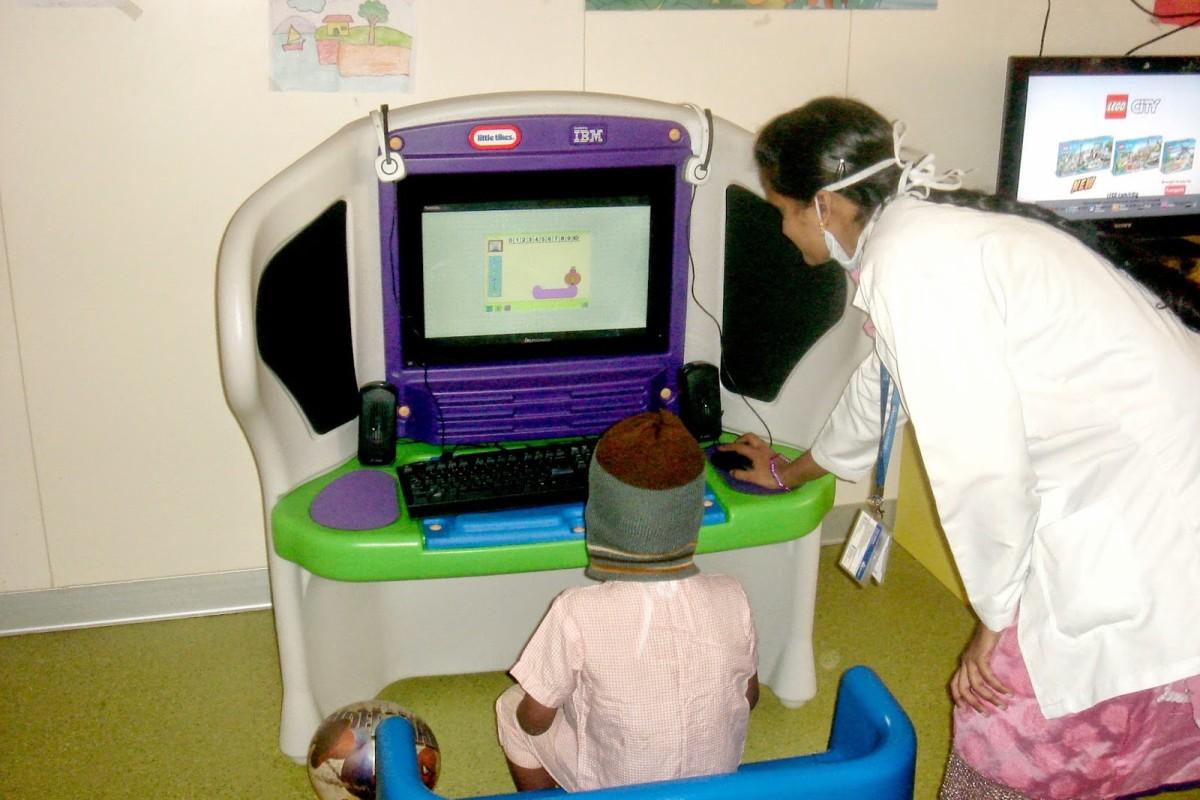 IBM 'KidSmart' and Narayana Health Inspiring learning through technology