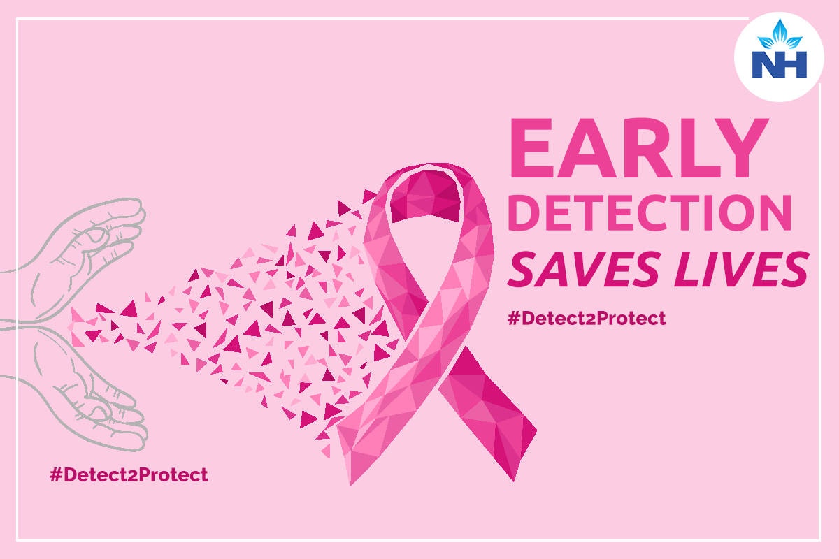 Busting The Top 10 Breast Cancer Myths: #Detect2Protect