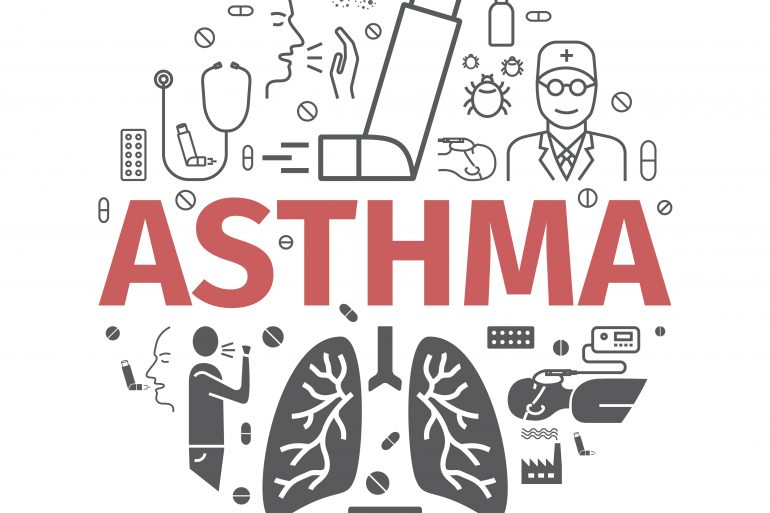 Know about Asthma, it's symptoms, causes & treatment