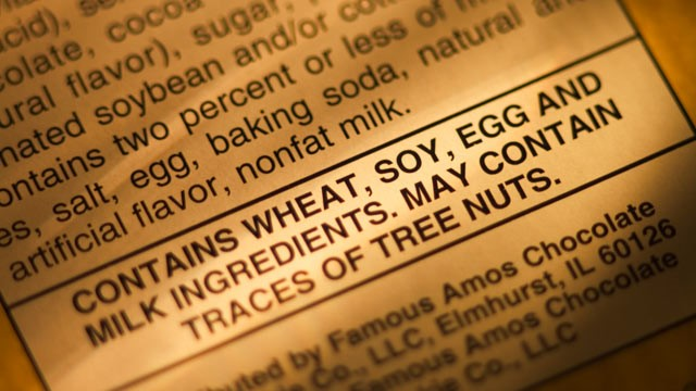 Things to keep in mind while reading the Nutrition facts label