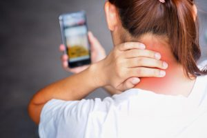Cellphones cause a threat to your posture | Narayana Health