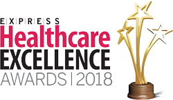 Express Healthcare Excellence Award 2017