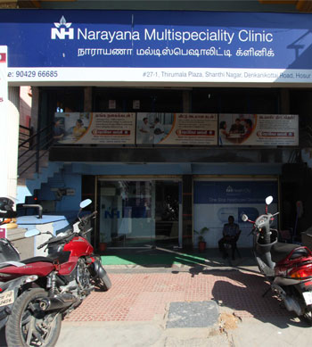 Multispeciality Clinic in Hosur