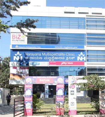 Multispeciality Clinic in Sarjapura Road