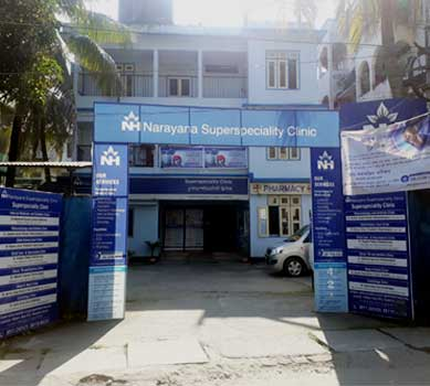 Multispeciality Clinic in Guwahati
