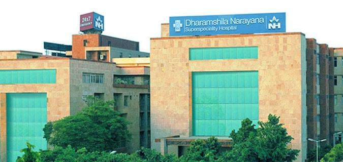 Affordable Cancer Hospital in Delhi I Dharamshila Narayana