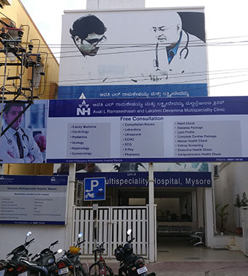 Multispeciality Clinic in Mysore