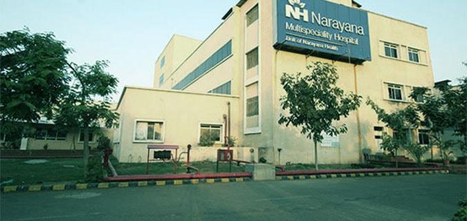 Best Hospital in Ahmedabad, Gujarat - Narayana Multispeciality Hospital