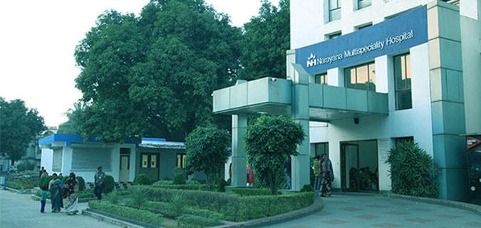 Best Multispeciality Hospital in Barasat - Narayana Health