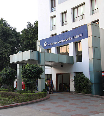 Multispeciality Hospital in Barasat