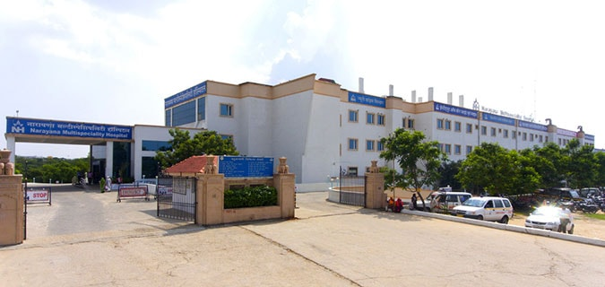 Multispeciality Hospital in Jaipur