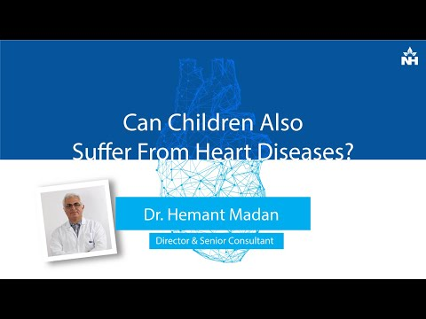 Can children also suffer from Heart Diseases? | Dr.Hemant Madan