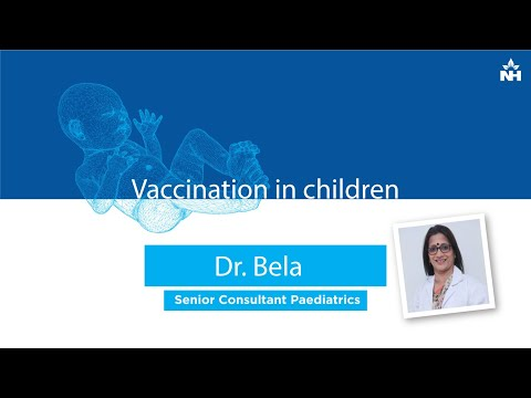 Discussing vaccination among children with Dr. Bela and Dr. Kalpesh Date