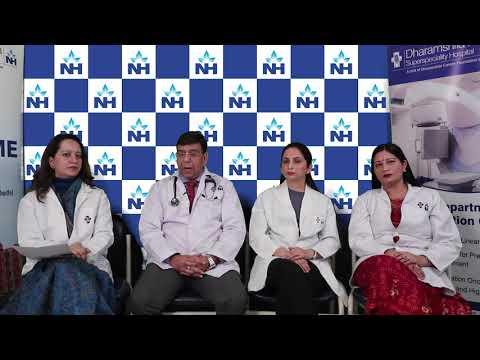 Cervical Cancer Awareness | Dr. Satinder, Dr. Pooja, Dr. Kanika, and Dr. Deni