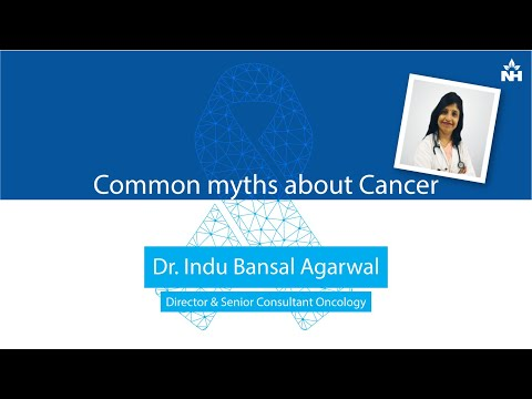 Debunking Common Myths About Cancer | Dr. Indu Bansal Agarwal