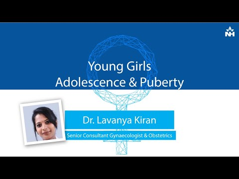 Young Girls - Adolescence and Puberty | Dr. Lavanya Kiran