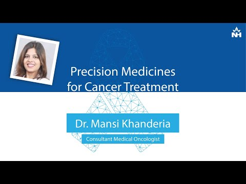 What are Precision Medicines for Cancer Treatment | Dr. Mansi Khanderia