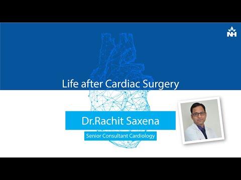 Life after Cardiac Surgery | Dr.Rachit Saxena