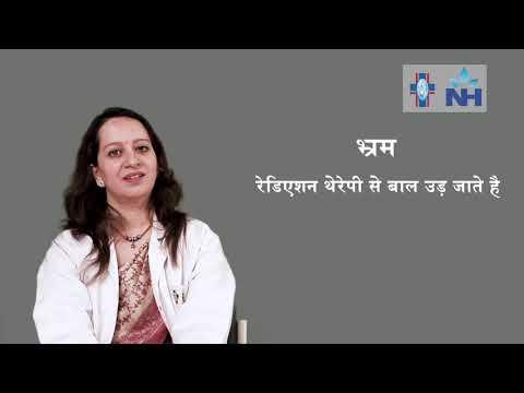 Myths and Facts of Radiation Therapy   Dr. Kanika Sharma Sood (Hindi)