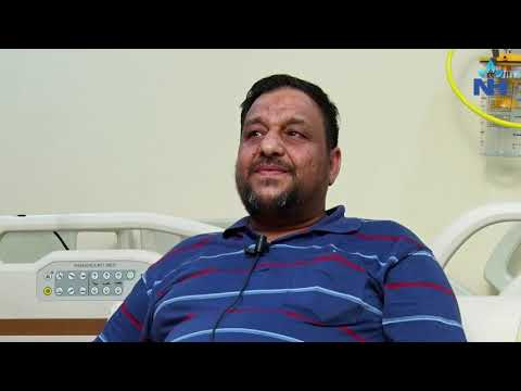 Patient Success Story | CRT-D Implantion | Dr. Hemant Madan