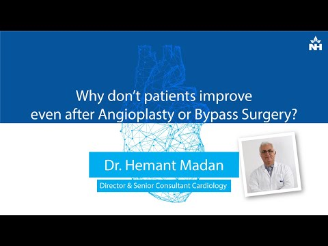Why don't patients improve even after Angioplasty or Bypass Surgery? | Dr. Hemant Madan