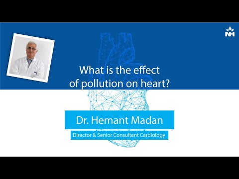 What is the effect of pollution on heart? Dr. Hemant Madan