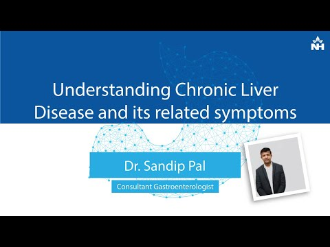 Understanding Chronic Liver Disease and its related symptoms | Dr. Sandip Pal (Bengali)