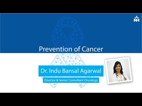 Can We Prevent the Cancer? | Dr. Indu Bansal Agarwal