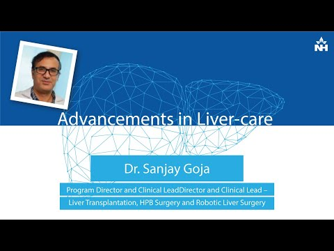 Advancements in Liver-care | Dr. Sanjay Goja