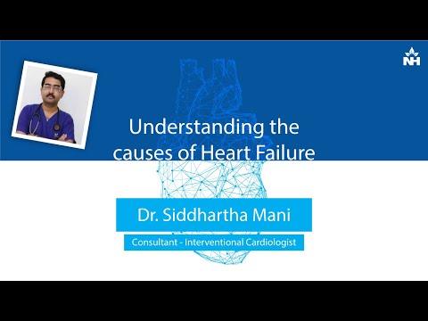 Understanding the causes of Heart Failure   Dr. Siddhartha Mani (Bengali)
