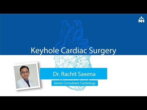 Keyhole Cardiac Surgery | Dr. Rachit Saxena