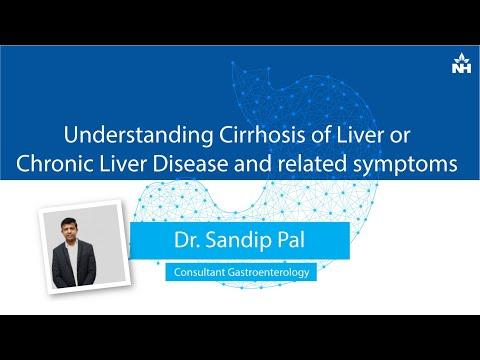 Cirrhosis of Liver or Chronic Liver Disease & symptoms | Dr. Sandip Pal