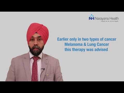 Role of Immunotherapy in Cancer Treatment | Dr. Randeep Singh