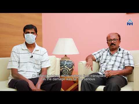 Patient Success Story | Liver Transplant | Dr. Manoj Kumar Singh