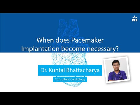 When does Pacemaker Implantation become necessary? | Dr. Kuntal Bhattacharya (Bengali)