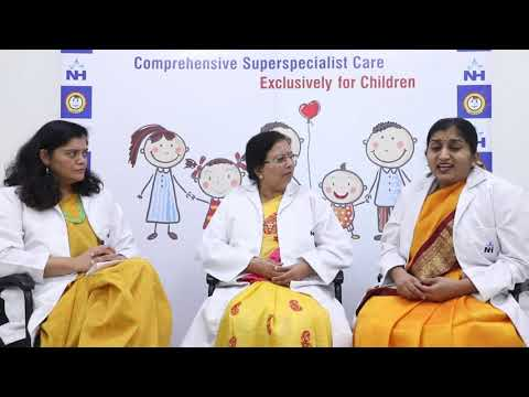Childhood Cancer | Signs, Symptoms & Treatment | Dr. Sujata, Dr. Ruchira & Dr. Purna