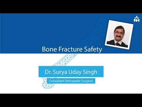 Understanding the causes of Bone Fractures in the elderly and their safety | Dr. Surya Uday Singh