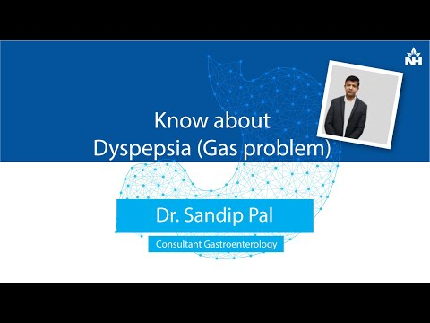 What is Dyspepsia? Causes, Symptoms & Treatment | Dr. Sandip Pal ( Bengali )